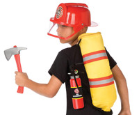 Gear to Go +AC0- Fireman Adventure Play Set