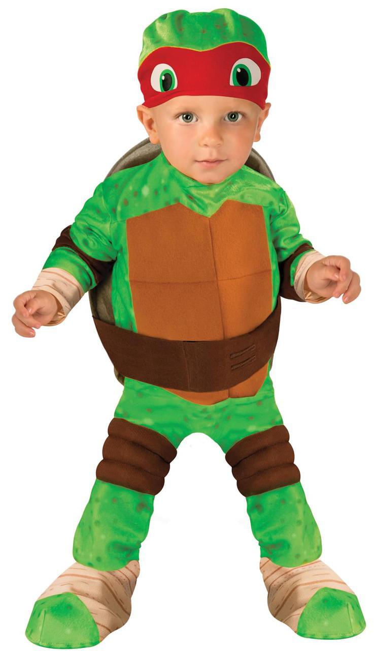 9efc70d1fb7 Teenage Mutant Ninja Turtle - Raphael Toddler Costume