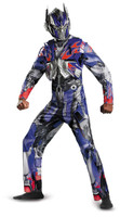 Optimus Prime Deluxe Adult Costume