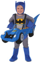 Ride in Batmobile