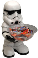 Star Wars -  Storm Trooper Candy Bowl and Holder