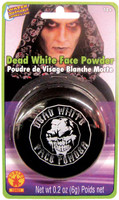 White Face Powder Compact
