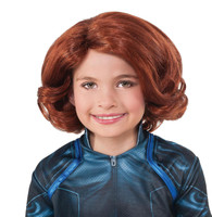 Avengers 2 Black Widow Child Wig