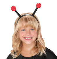 Ladybug Child Headband