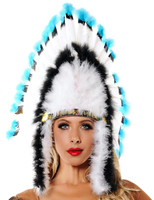 Native American Adult Headdress