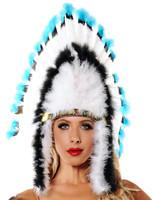 Native American Adult Headdress