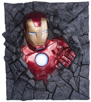 Iron Man Wall Breaker