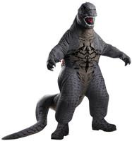 Inflatable Godzilla Child Costume