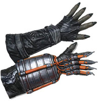 Scarecrow Deluxe Adult Gloves