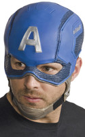 Avengers 2 - Age of Ultron: Captain America Adult Molded Mask