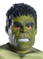 Avengers 2 - Age of Ultron: The Hulk 3/4 Child Mask