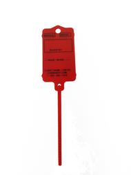 Color Key Tags - HD Plastic
