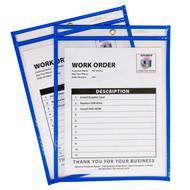 Neon Shop Ticket Holder Blue Box #15