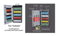 "Cobra Key System 82 Unit ""The Outback"" Key Control System"