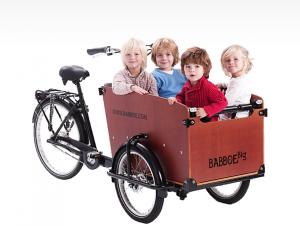 Babboe Cargo Bike at Bike Attack