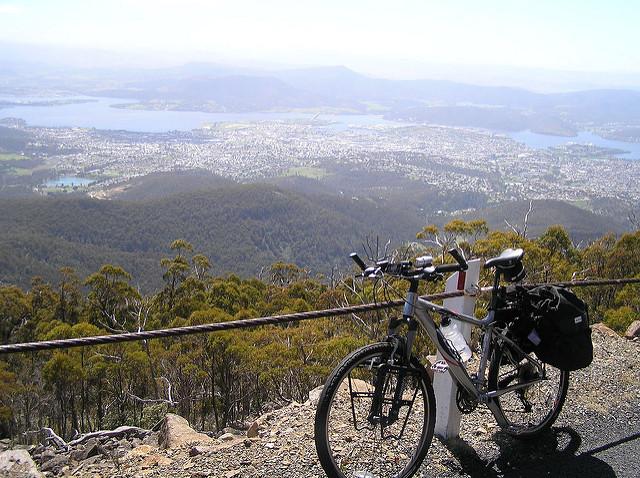 Tasmania Cycling