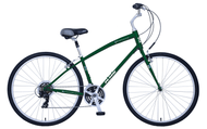 KHS | Brentwood | Urban City Bike | 2019 | Matte Green