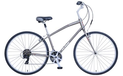 KHS | Brentwood | Urban City Bike | 2019 | Mushroom