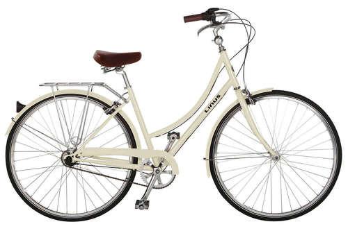Linus | Dutchi 3i | Ladies Urban City Bike | 2019 | Cream