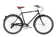 Pure Cycles | Pure City | Classic Bike 8 Speed  | Urban City Bike | 2019 | Bourbon