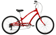 Manhattan Cruisers | Smoothie 7 Mens | Cruiser | 2019 | Red