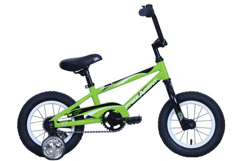 Free Agent | Lil' Speedy | Kids BMX Bike | 2019 | Lime