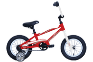Free Agent | Lil' Speedy | Kids BMX Bike | 2019 | Red