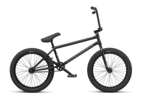 WeThePeople | Trust | BMX Bike | 2019 | Matte Black