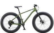 KHS   4 Season 500   Fat Tire Mountain Bike   2019   Matte Army Green