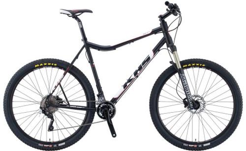 KHS | BNT 29 | Mountain Bike | Tall Rider | 2019 | Matte Black
