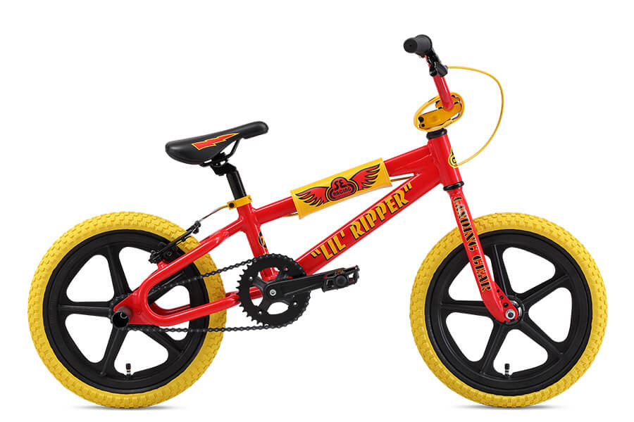 Bmx Bikes For Kids >> Se Bikes Lil Ripper 16 2019