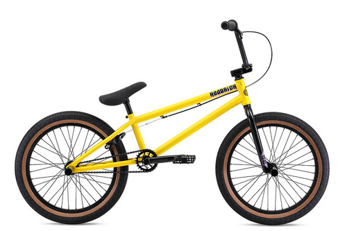 SE Bikes | Hoodrich | BMX Bike | 2019 | Yellow