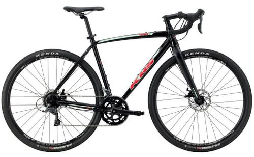 KHS | Grit 110 | Road Bike | 2019 | Black