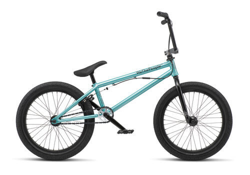WeThePeople | Versus | BMX Bike | 2019 | Metallic Mint Green