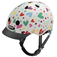 Nutcase Helmets | Little Nutty | Happy Hearts | Kids Helmet | 2019