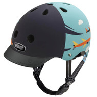 Nutcase Helmets | Little Nutty | Sky Flyer Matte | Kids Helmet | 2019 | 1