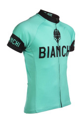 Bianchi | Team Bianchi Celeste Jersey | Apparel | 2019 | 1