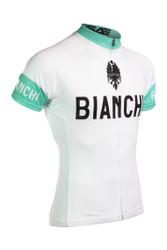 Bianchi | Team Bianchi White Jersey | Apparel | 2019 | 1
