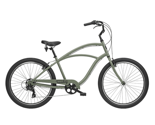 Tuesday | August 7 | Mens Cruiser | 2019 | Olive Drab