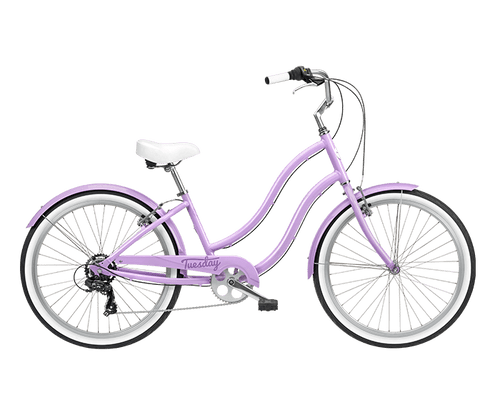 Tuesday | August 7 LS | Womens Cruiser | 2019 | Lilac