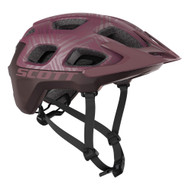Scott | Vivo Plus Helmet | Protective Gear | 2020 | Cassis Pink/Maroon Red