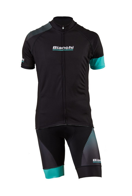 Bianchi | RCBIANCHI Jersey | Apparel | 2020 | Black | 1