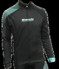 Bianchi | RCBIANCHI L/S Jersey Black | Apparel | 2020 | 1