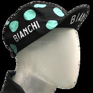 Bianchi | KOM Cycling Cap | Apparel | 2019