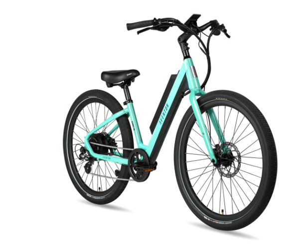 7bd16588ada Aventon Electric | Pace 500 Step Through | Affordable Electric Bike
