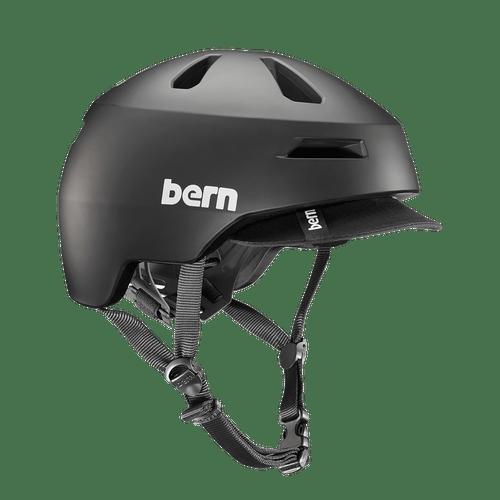 Bern | Brentwood 2.0 | Adult Helmet | 2019 | Black - Matte Black