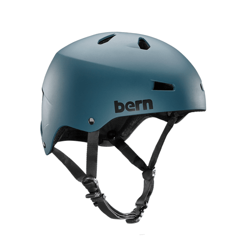 Bern | Summer Team Macon | Men's Helmet | 2019 | Teal - Matte Muted Teal