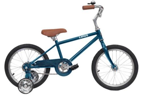 "Linus | Lil Roadster 16"" | Kids Bike | 2019 | Ocean Blue"