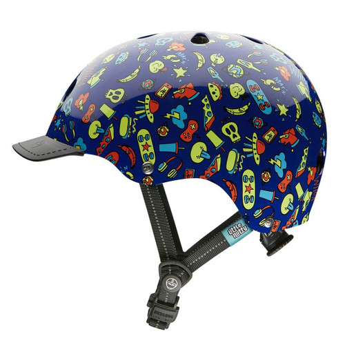 Nutcase Helmets | Little Nutty | Cool Kid | Kids Helmet | 2019