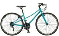KHS | Urban Xpress Ladies | Urban City Bike | 2019 | Aqua